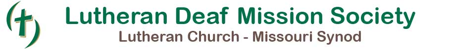 Lutheran Deaf Mission Society